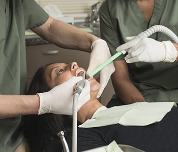 How amalgam filling removal is done safely