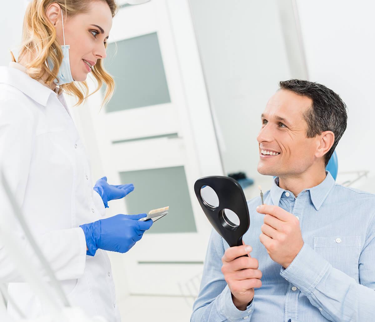 Laser Treatment for Gums at Alpha Plus Dental Center in Brookline Area